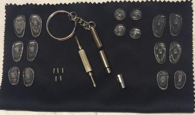 Reparaturset Fix your glasses Komplettpaket für die Brillenreparatur zu Hause