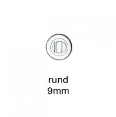 Nasenpads/ Brillenpads Rund 9mm Click oder Schraub