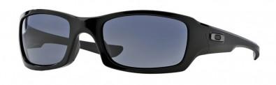 Oakley FIVES SQUARED OO9238 04 Polished Black Sonnenbrille