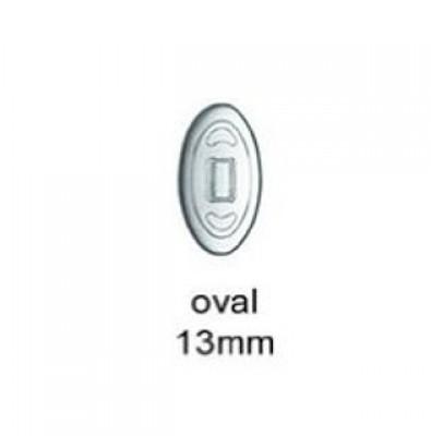 Nasenpads/ Brillenpads 13 mm Click oder Schraub