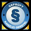 Geprüft durch Kanzlei Gerstel